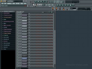FL Studio � ������� ���������������� ���������� (���� 4) ��������� ����������