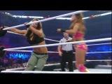 (WWEWM) Survivor Series 2012 Eve Torres (c) vs. Kaitlyn - Divas Championship