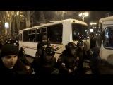 Бандеровцы-фашисты получают по заслугам в Донецке 13 марта