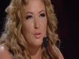Вторая песня Аиды Николайчук в прямом эфире 22-12-2012 года